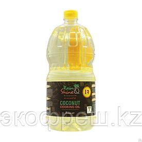 Кокосовое масло рафинированное (Coconut Cooking Oil) 2л