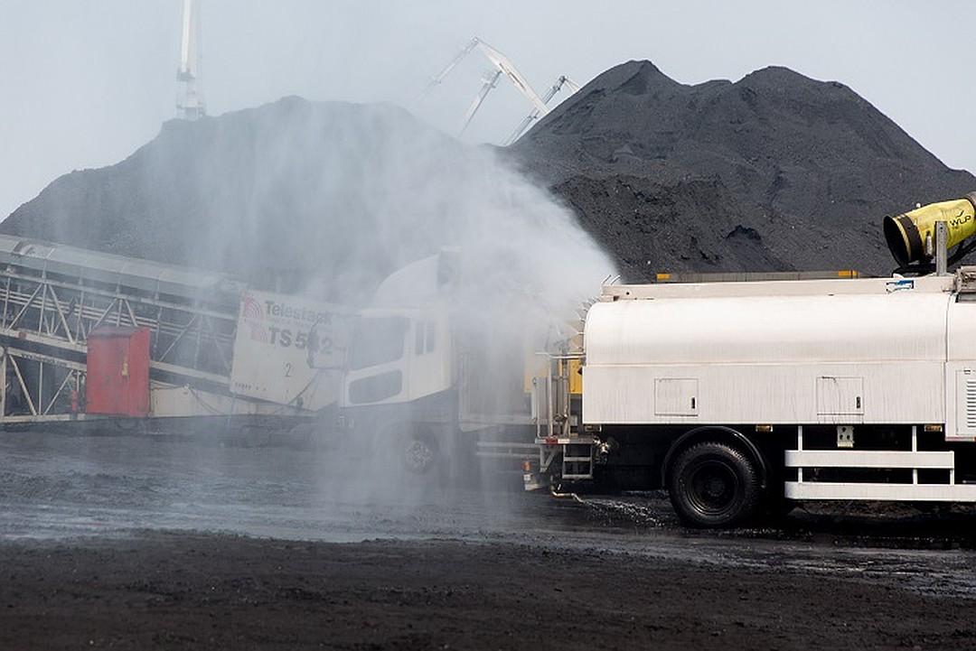 """РЕАГЕНТ """"ЭкоБарьер"""" для пылеподавления в местах добычи угля и руды"""