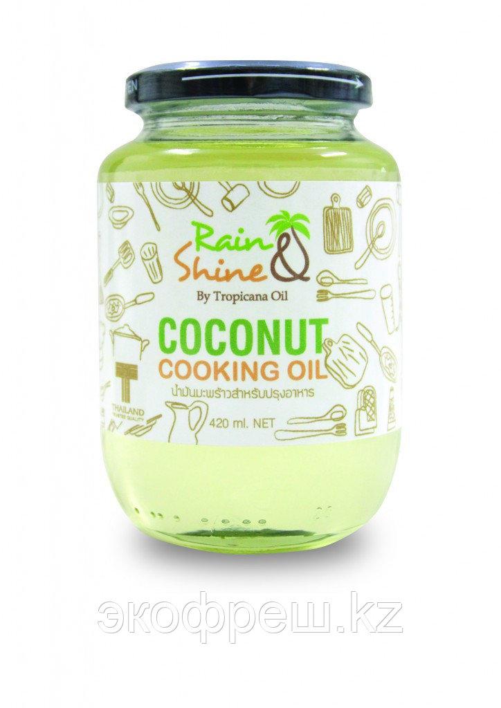 Кокосовое масло рафинированное (Coconut Cooking Oil) 420 мл