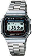 Наручные часы Casio A-168WA-1W