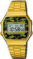 Наручные часы Casio A-168WEGC-3EF, фото 1