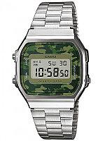Наручные часы Casio A-168WEC-3E, фото 1