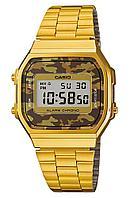Наручные часы Casio A-168WEGC-5EF, фото 1