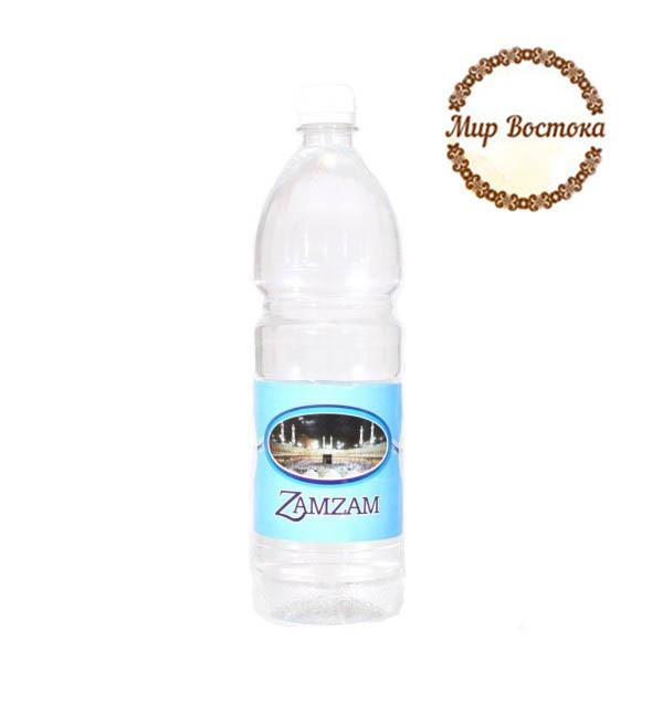 Священная вода Зам-зам 1 л (Замзам)
