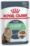 Royal Canin Digest Sensitive Кусочки в соусе Паучи для кошек с чувствительным пищеварением (12 шт. по 85 гр)