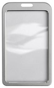 Бампер вертикальный алюминиевый ST-AC204VP