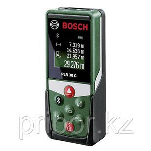 Лазерный дальномер (30 м) Bosch PLR 30 C. Внесен в реестр СИ РК.