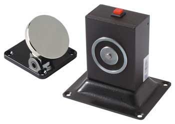 Электромагнитный фиксатор Smartec ST-DH605U напол.