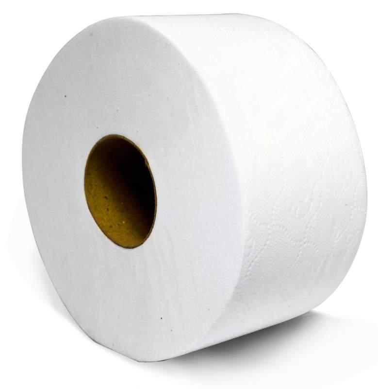 Туалетная бумага Санпэпер - Sunpaper рулон 120м 2слоя