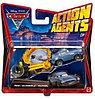Cars 2 Mattel Action Agents Finn McMissile Тачки 2 Финн МакМиссл