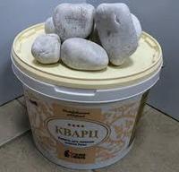 Камни для бани и сауны.Кварц.(10 кг класса люкс)., фото 1
