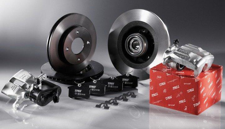 Диск тормозной передний комплект (2шт.) A2214211012