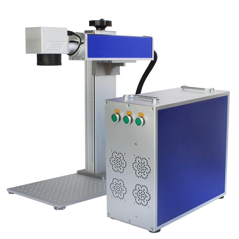 Лазерный волоконный гравер, маркер. (20W)