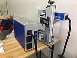 Лазерный волоконный гравер, маркер. (20W), фото 3