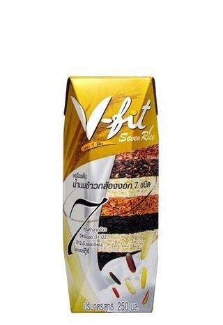 Рисовое молоко 7 злаков V-fit 250 мл