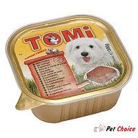 ToMi Консервы для собак (c птицей) 300гр.