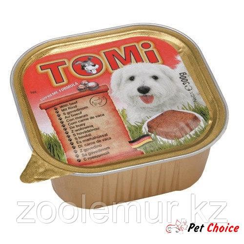ToMi Консервы для собак (с говядиной) 300гр.