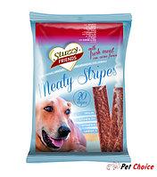 Stuzzi Friends Meaty Stripes полосочки для собак (с говядиной)  200 гр