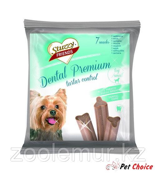 STUZZY FRIENDS Dental Premium 7 палочек д/собак до 12кг
