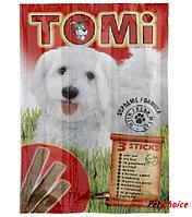 TOMI палочки - для собак (с говядиной)