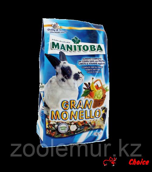Manitoba Gran Monello питательный корм для кроликов 2,5 кг.