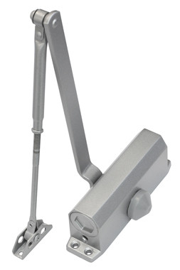 Доводчик Smartec ST-DC102-SL, до 45 кг, серебро