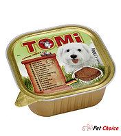 ToMi Консервы для собак (с ягненком) 300гр.