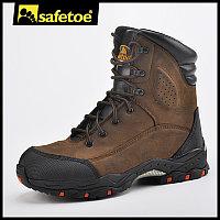 Ботинки кожаные (Нубук) № 9437
