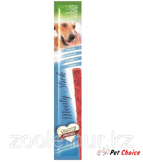 Stuzzy Friends лакомство для собак с баранина 12г