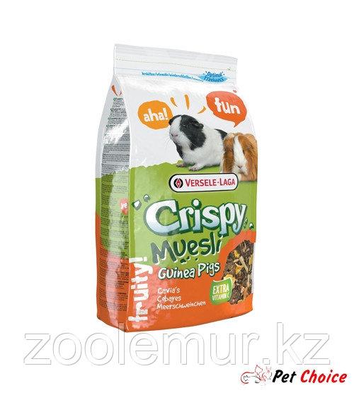 Versele-Laga CRISPY Muesli Guinea Pigs для морских свинок 1кг