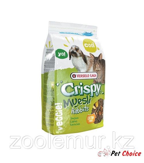 Versele-Laga CRISPY Muesli Rabbits корм для кроликов 400 гр.