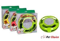 Karlie-Flamingo Игрушка для кошек Супер Мышь 24.5*7.5 см