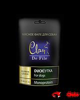 CLAN De File Лакомство для собак Утка, 40 гр