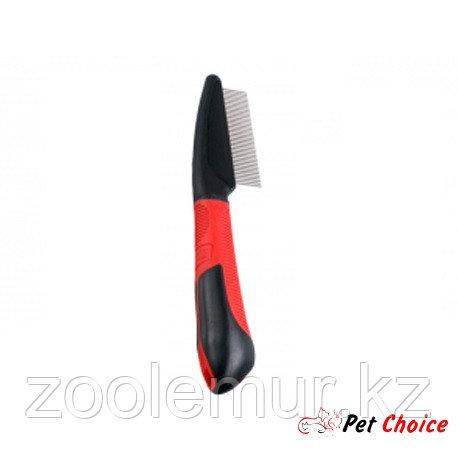 Karlie-Flamingo Blackline расческа для собак 27 зубьев Medium