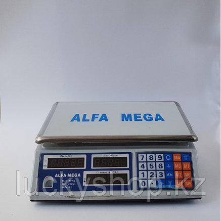 Весы торговые Alfa Mega AM-992, фото 2