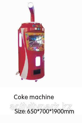 Игровой автомат - Coke