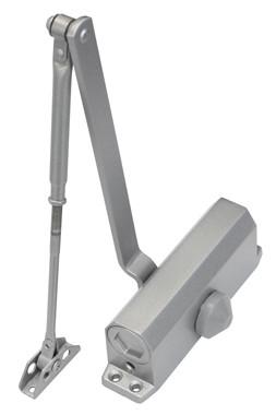 Доводчик Smartec ST-DC236BC-SL, до 120 кг, серебро