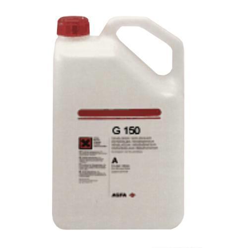 Проявитель AGFA G 150,ручной, в коробке 4 канистры на 30 литров каждая