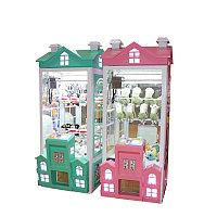 Игровой автомат - pink house crane machine