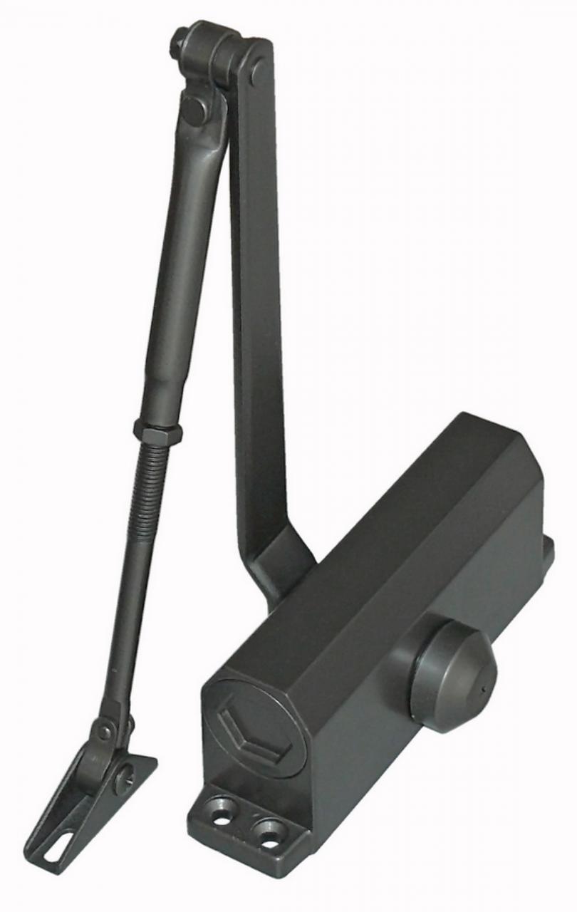 Классический дверной доводчик Smartec ST-DC036ВC-BR