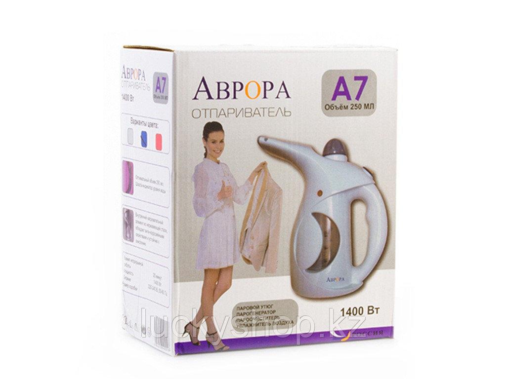 """Отпариватель ручной """"Аврора"""" А7 1400 Вт. Вертикальный отпариватель для одежды. Парогенератор ручной"""