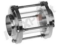 Диоптр с/с DN40 (40-43 мм) AISI 304, DIN нержавеющий