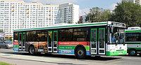 Реклама на транспорте в Астане