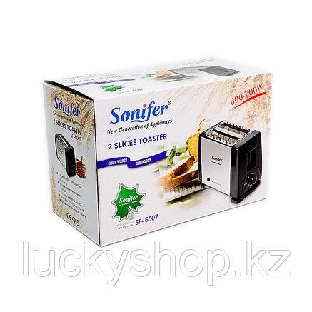 Тостер Sonifer SF-6007, фото 2