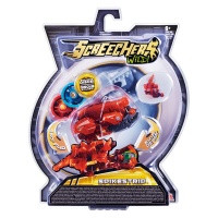 Дикие Скричеры 34828 Машинка-трансформер Спайкстрип Стегозавр л2  Screechers Wild Spikestrip