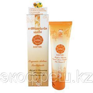 Aimthai органическая зубная паста с витамином С