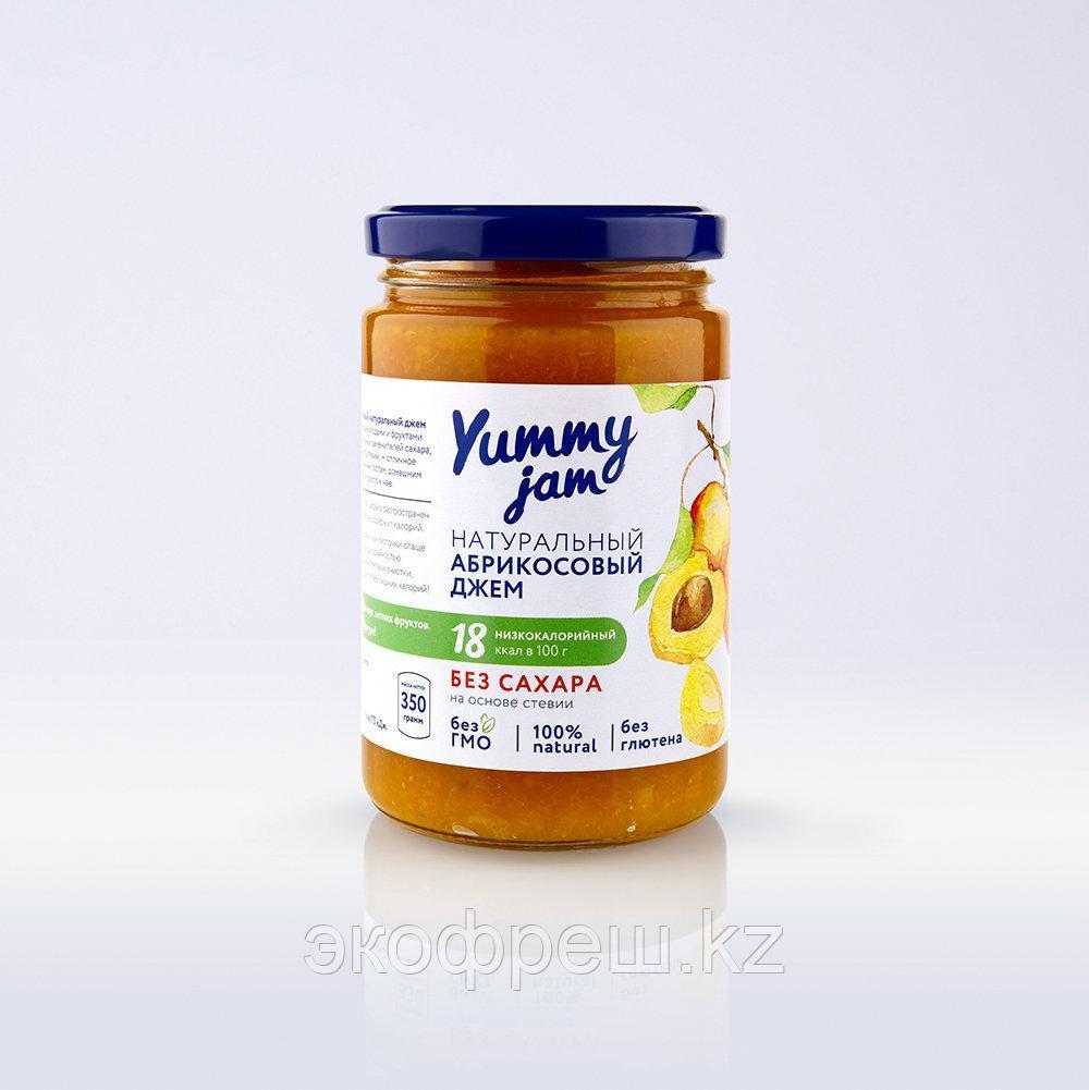 Низкокалорийный джем Yummy Jam абрикосовый