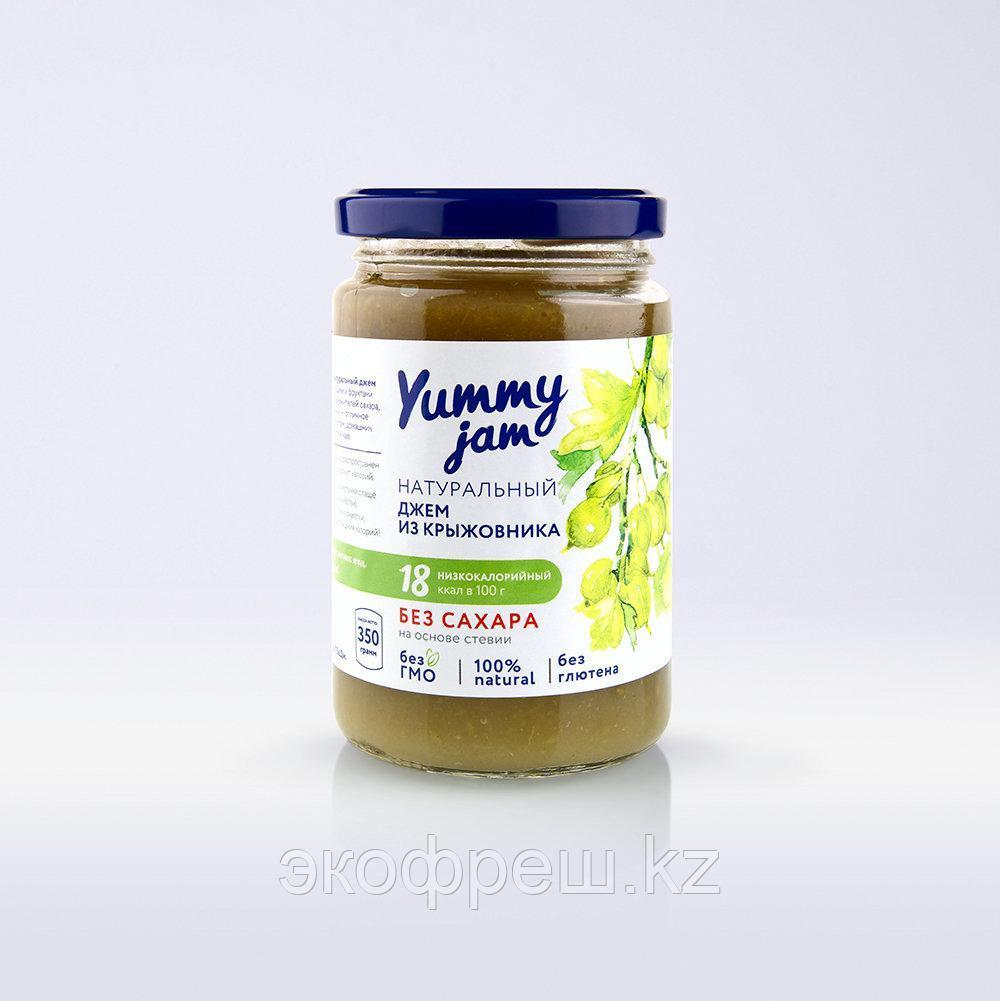 Низкокалорийный джем Yummy Jam из крыжовника