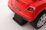 Толокар Bentley GT, красный, фото 6