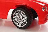 Толокар Bentley GT, красный, фото 8